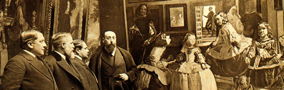 José Lázaro Galdiano coleccionista