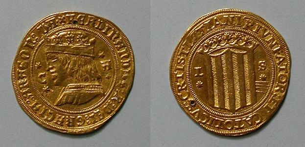 Numismática en el Museo Lázaro Galdiano